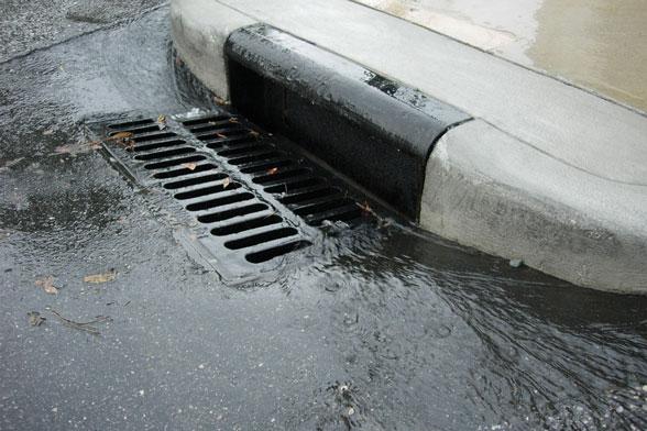 street gutter